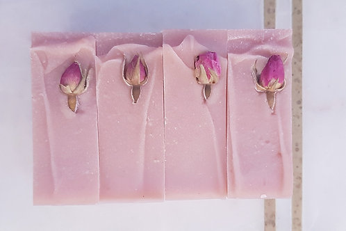 STRAWBERRY & ROSE SOAP BAR