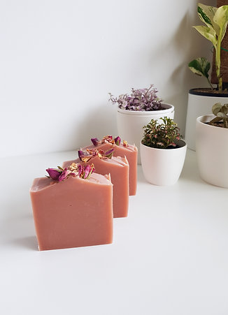 Flower Garden Soap Bar