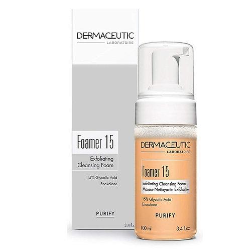 Dermaceutic - Foamer 15 Exfoliating Foam - 100ml