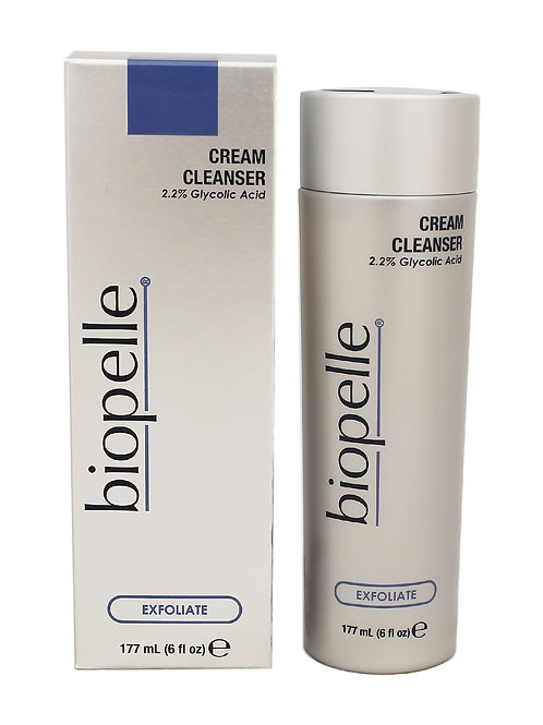 Biopelle Exfoliate Cream Cleanser 177ml