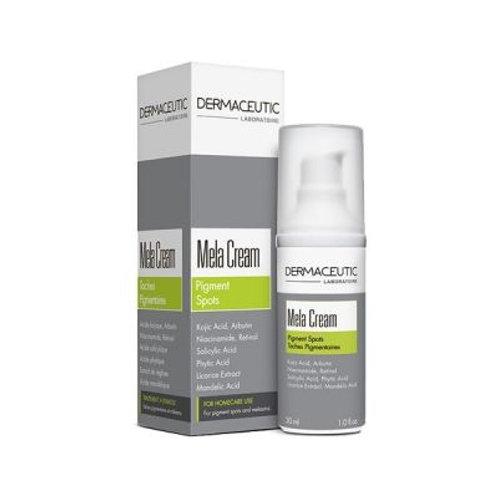 Dermaceutic Mela Cream - Pigmentation Cream 30ml