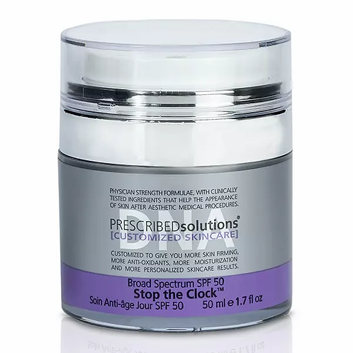 Prescribed Solutions DNA Stop the Clock Daily Protection - 50ml