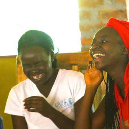 A Zimbabwean Spirit of Joy