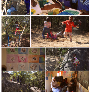 Kufunda Village School - Setting out on our own