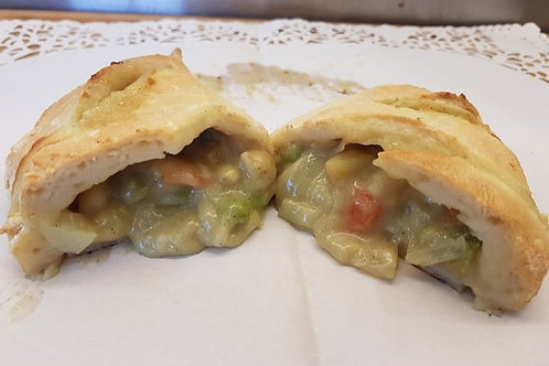 Pack of 3 Spicy Curry Pasties
