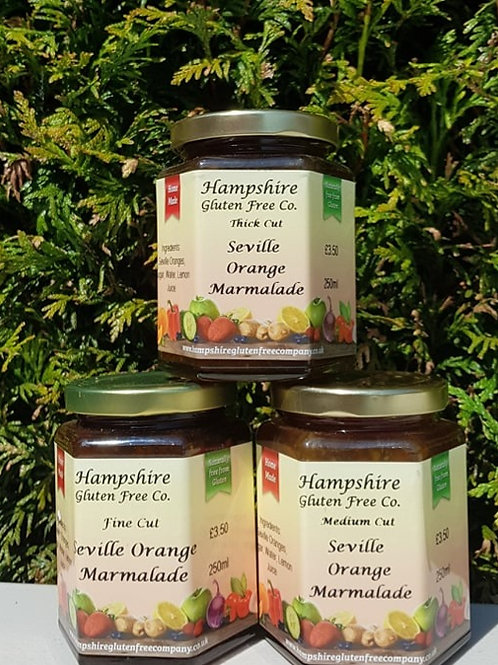 Thick Cut Seville Orange Marmalade