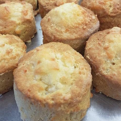 12 Cheddar Cheese Scones