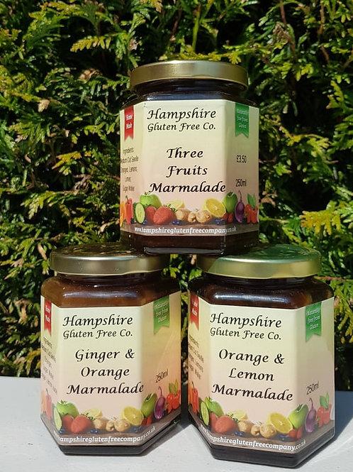 Three Fruits Marmalade