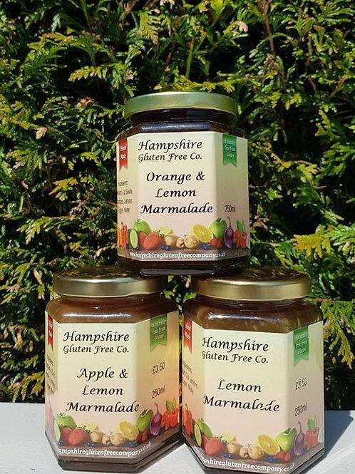 Orange & Lemon Marmalade