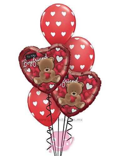 RAMILLETE LOVE BEAR