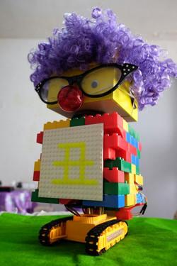 Robot Clown