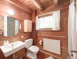 bath room, one of two.