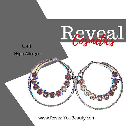 Cali Hoop Earrings