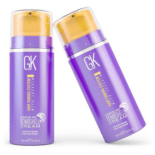 GK Hair Leave-in Bombshell Cream 4.4 oz