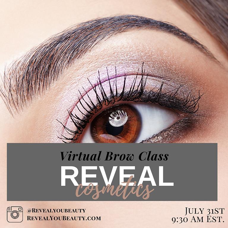 Virtual Brow Class