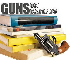College Campus and Guns