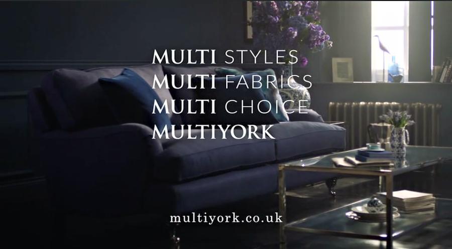 Multiyork UK TV ad campaign