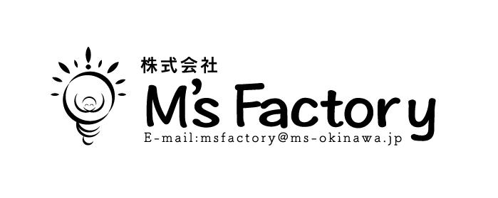 M's Factory ロゴマーク