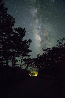 八重山 夜空