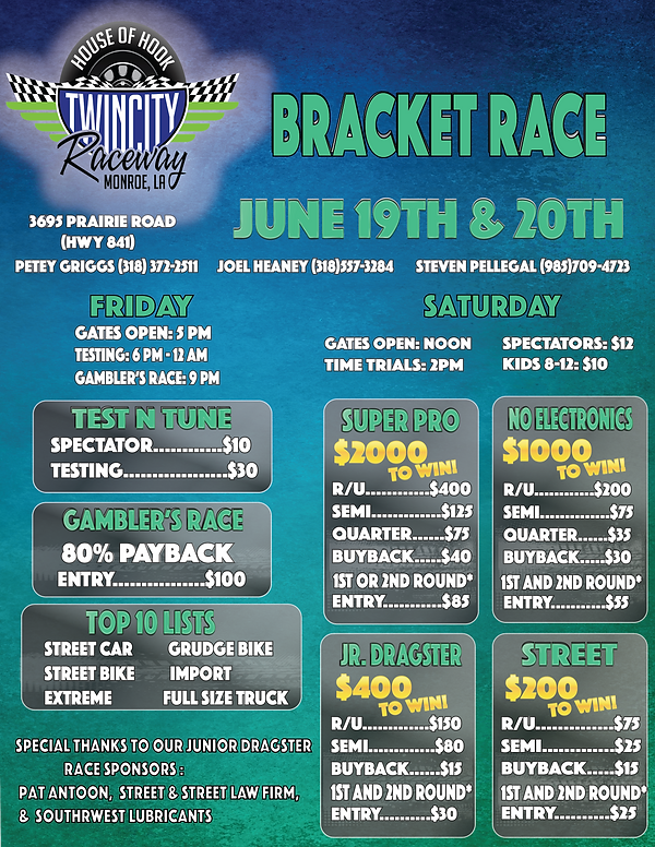 Bracket-index flyer- Blue background 202