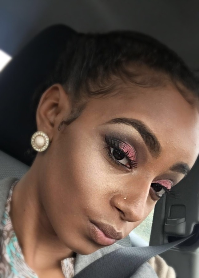 Drama Glam MakeUp With Strip Lashes