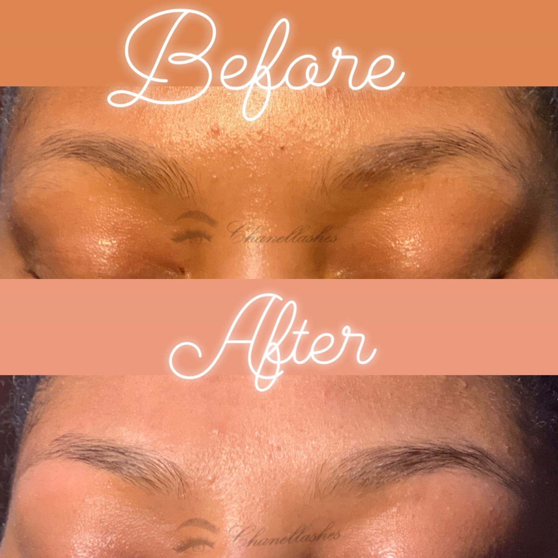 Eyebrow Waxing