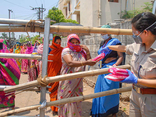 The Silent Crisis: The Shortage of Sanitary Napkins in India During the Pandemic