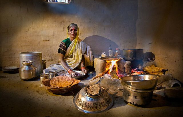 Re-thinking the Kitchen Amidst the Global Crisis