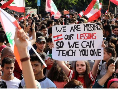 Students Take Charge of their Future in Lebanon