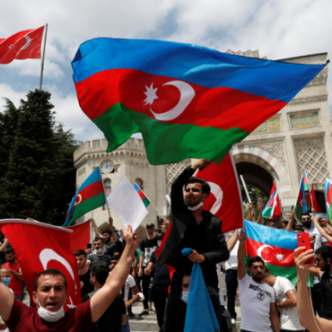 Azerbaijan : A Reflection of the Shadows of the Cold War or Cry for Cultural Identity?