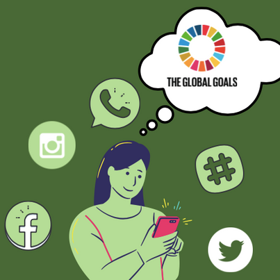 How Social Media Shapes Attitudes of GENZs towards SDGs ?
