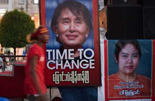 Myanmar Elections: What does a Burmese democracy stand for?