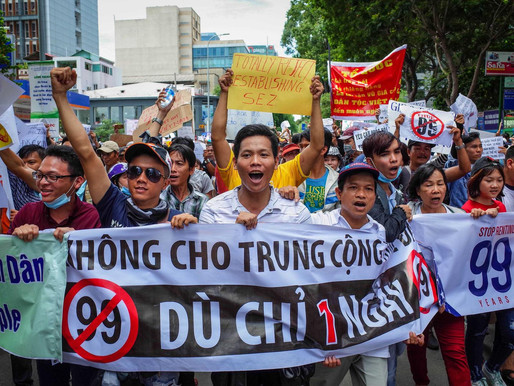 Viet nam - Human Rights and Social Media