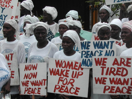 Securitizing peace: The Need for Feminist Perspectives