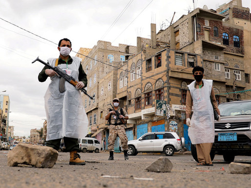 A Fundamental Example of a Humanitarian Disaster - Yemen