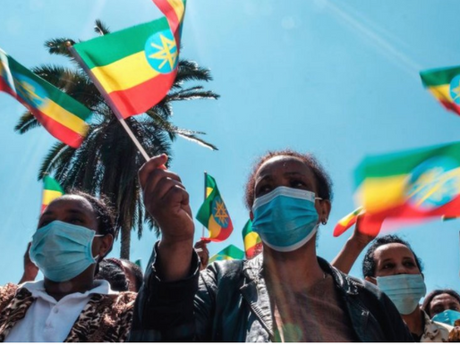 Ethiopia's Internal Dilemma: Self-inflicted wounds may spread further havoc in neighboring Africa