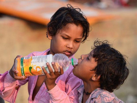 Why is child mortality due to diarrhea so high in India? A preliminary diagnosis.