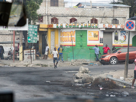 Haiti set for uncertain times and immense political unrest