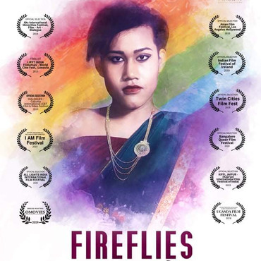 Jonaki Porua: Fireflies