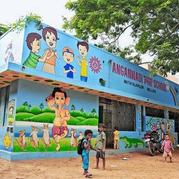 Anganwadis of India - Tackling Malnutrition in a Pandemic