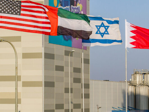 US ties with the Gulf Region and Middle East improves due to efforts from UAE and Bahrain