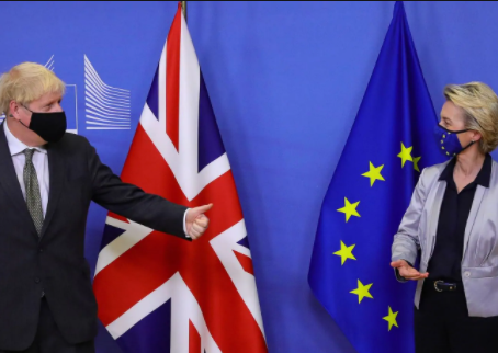 Brexit: A Mystery Wrapped in a Riddle inside an Enigma