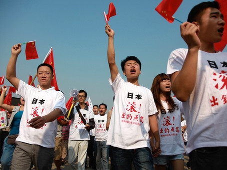 Tension brews over statement released by the US and Japan on China's representation of human rights