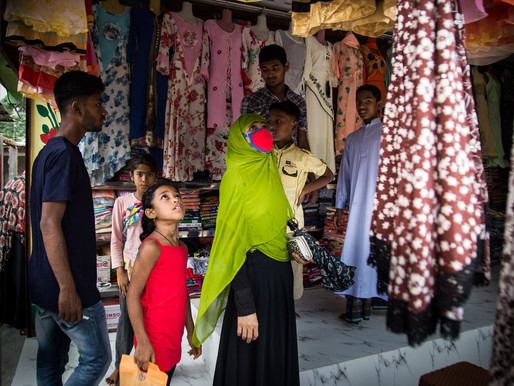An Unequal Battle: Women Garment Workers of Bangladesh