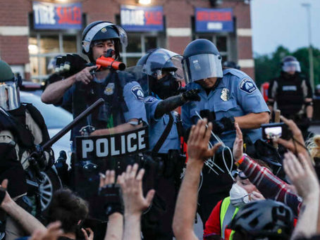 Police Brutality: The Slow Death of Democracy