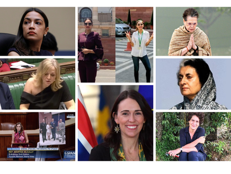 Politicising Appearances: Why are Women in Politics Expected to Look a Certain Way