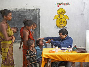 Project Brief: Epidemiology of Caste: Public Health Implications of Caste and Tribe Attributes