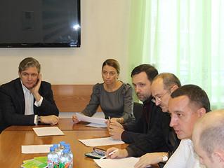 В НТПП состоялось заседание комитета по поддержке предпринимательства в строительной отрасли