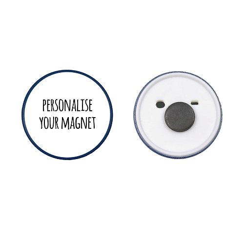 Personalised Magnet