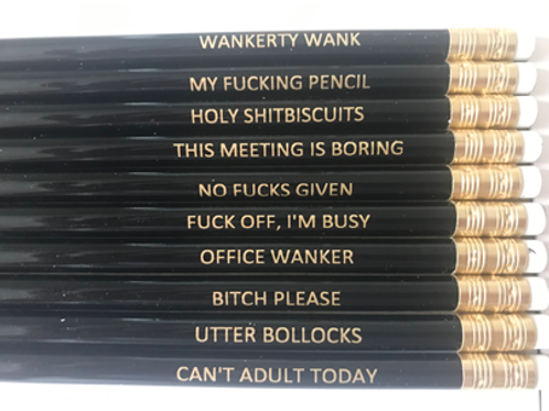 This Meeting is Boring Pencil